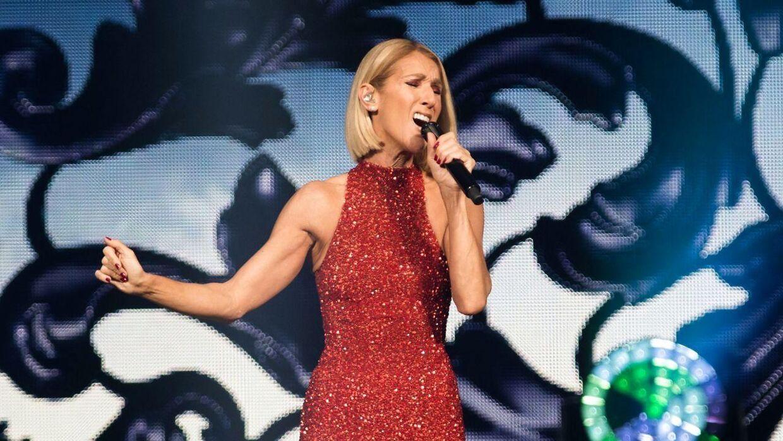 Celine Dion åbnede sin verdenstourné i Videotron Centre in Quebec City, Quebec, i USA den 18. september.