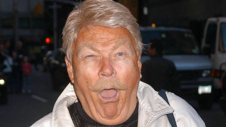 Rip Taylor blev 85 år gammel. (Foto: Scanpix)