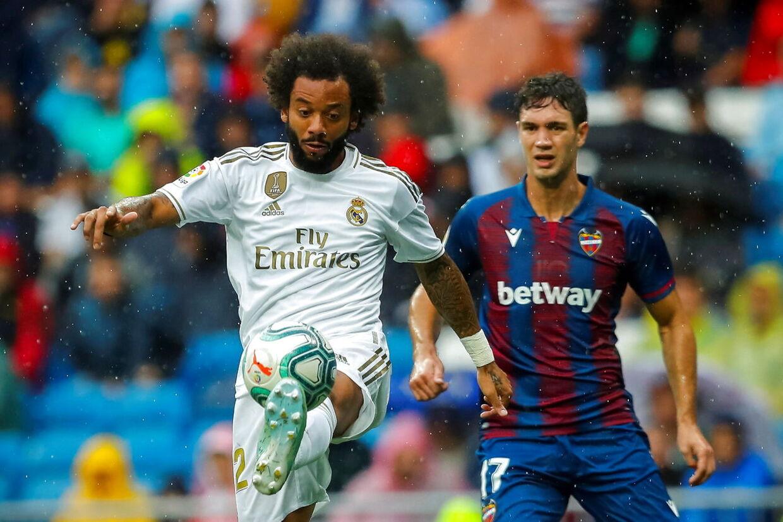 Marcelo er en af de spillere, der allerede har været skadet to gange i denne sæson.