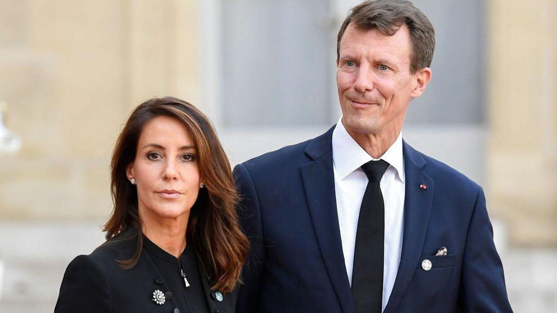 Prinsesse Marie sætter nu for første gang ord på familiens tilværelse i Paris.