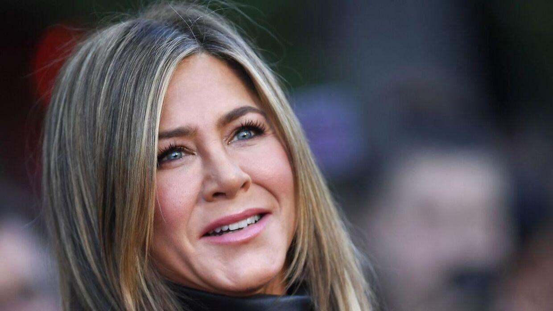 Jennifer Aniston har været single i to år, og hun savner ikke en fast partner, siger hun til radioværten Howard Stern. (Foto: Scanpix/Valerie Macon/AFP)