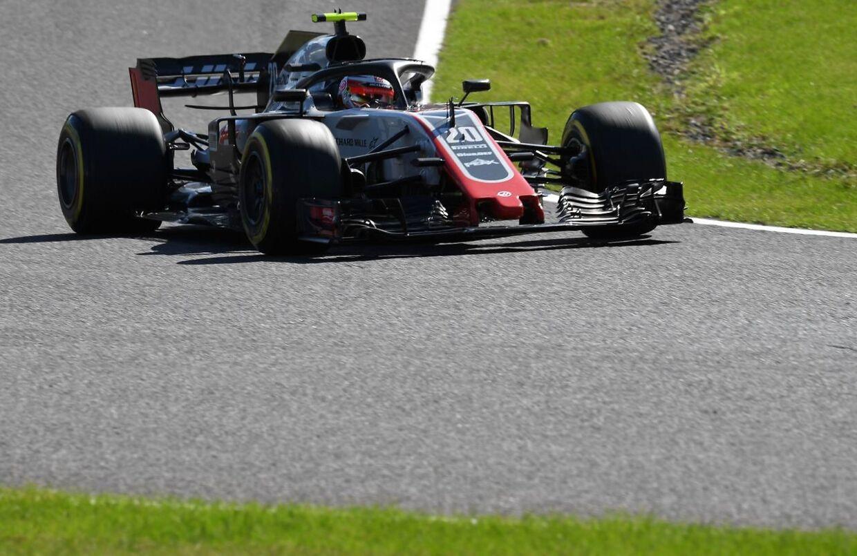 Kevin Magnussen blev nummer 12 ved det japanske Grand Prix sidste år.