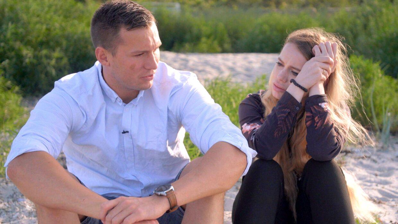 Der har været både kriser og kærlighed mellem Michael og Christina i 'Gift ved første blik'.