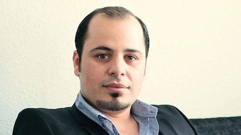 Dansk-kurdiske Jan Mohammad flygtede fra det nordlige Syrien i 2009. Han har stadig familie og venner i provinsen, som støder op mod Tyrkiet.