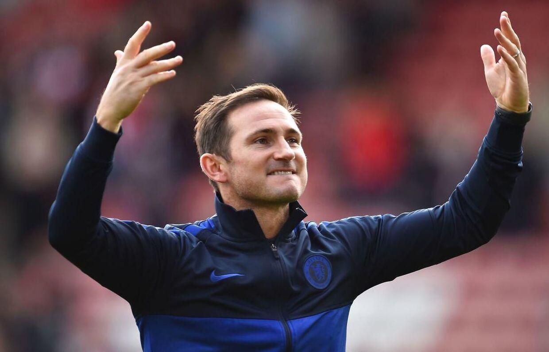 Frank Lampard har givet mange af de unge spillere chancen, efter han er kommet til.