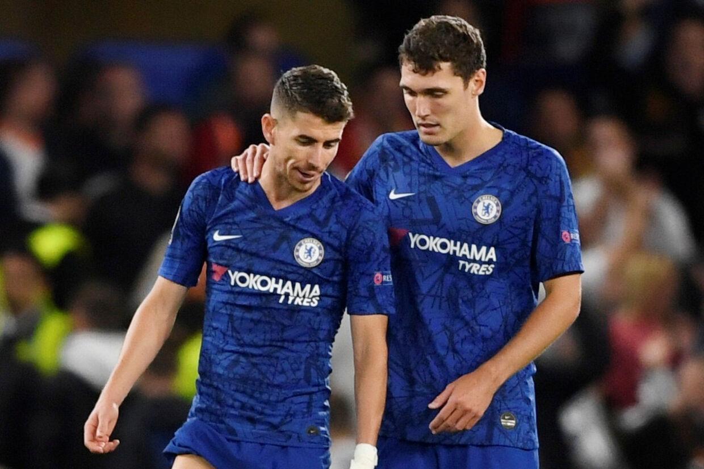 Andreas Christensen får et afbræk fra Chelsea i denne uge, hvor han er samlet med det danske fodboldlandshold. Tony O''brien/Ritzau Scanpix