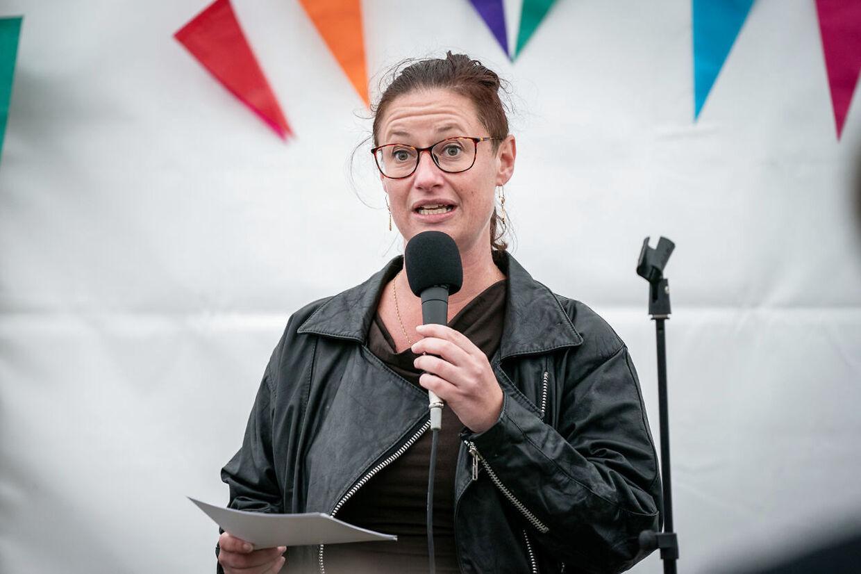 Teknik- og miljøborgmester Ninna Hedeager Olsen kritiseres nu af en folketingsprofil for lukkethed i sin forvaltning.