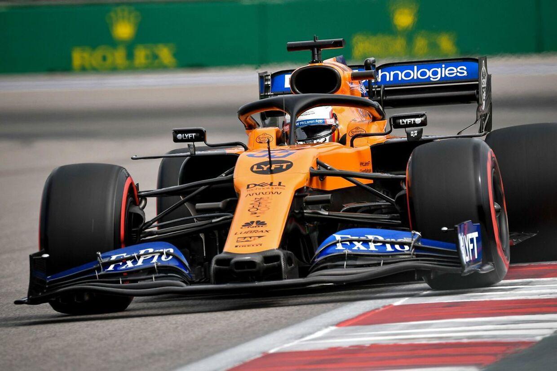 McLaren er på vej tilbage til der, hvor de hører til, og det er der flere gode grunde til.