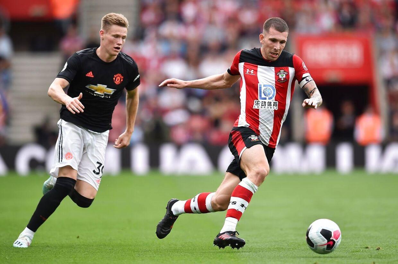 Pierre-Emile Højbjerg er vokset siden interviewet for fire år siden og er nu anfører i Southampton.