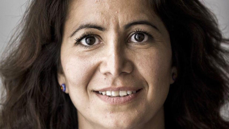 Özlem Cekic, forhenværende dansk-kurdisk folketingspolitiker og nuværende rådgiver, foredragsholder og debattør.