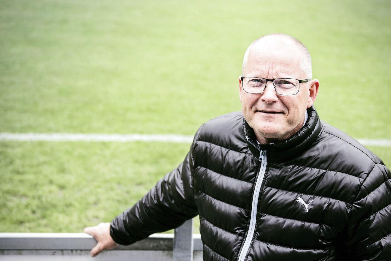 Jesper Hansen forlader om få måneder jobbet som sportsdirektør i OB.