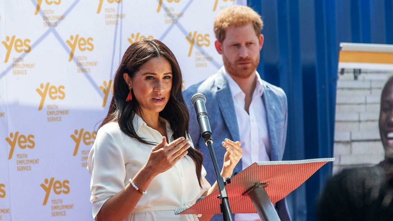 Meghan og Harry er i krig med pressen. (Foto: Scanpix/AFP)