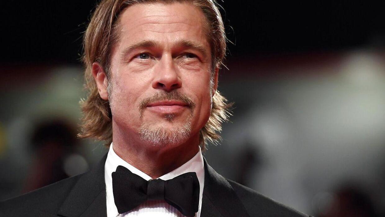 55-årige Brad Pitt har på det seneste været aktuel i både 'Ad Astra' og 'Once Upon a Time in Hollywood'.
