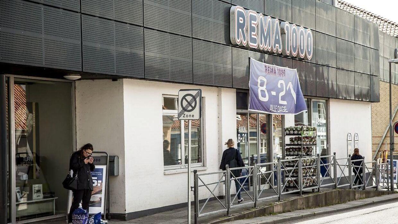Rema 1000 er Danmarks bedste supermarkedskæde.