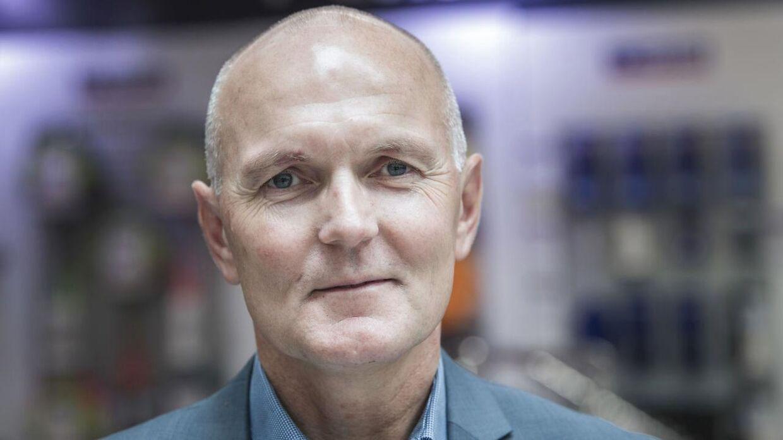 Bo Jensen, direktør i Badminton Danmark.