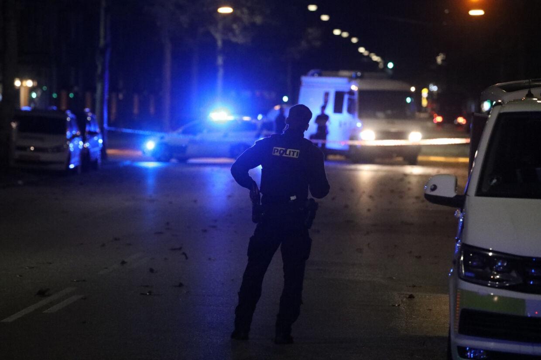 En vandpibecafé på Amager blev natten til mandag ramt af en eksplosion. Det skete som led i den verserende bandekonflikt i København, vurderer politiet. Presse-Fotos.dk/Ritzau Scanpix