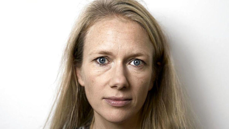 Sognepræst Marie Høgh i Gammel Tølløse Præstegård.