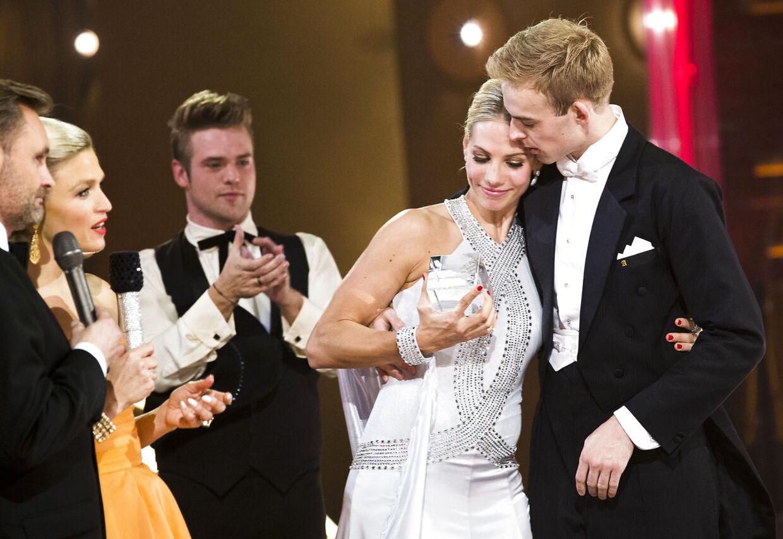 Mads Vad har vundet 'Vild med dans' to gange. Sæson 4 med Rikke Hørlykke og her i sæson 9 fra 2012, hvor han dansede med Louise Spellerberg.
