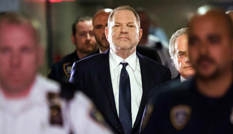 Filmproduceren Harvey Weinstein, der i 2017 blev fældet af en lang række #MeToo-anklager.