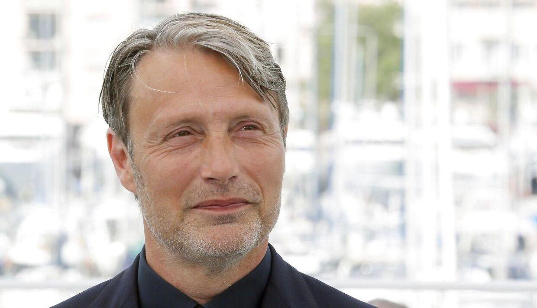 Skuespilleren Mads Mikkelsen er blevet misbrugt i en falsk bitcoin-reklame på Facebook.