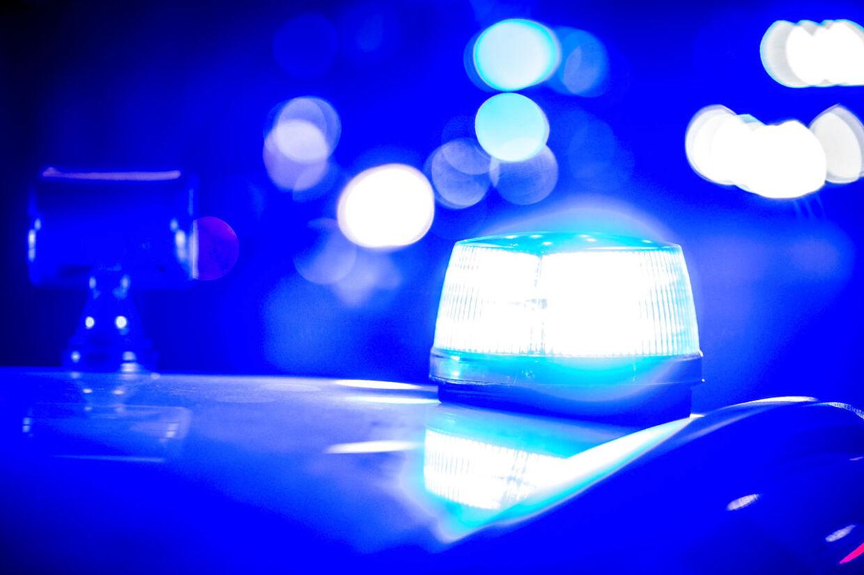 Politi i København, torsdag den 13. december 2018.