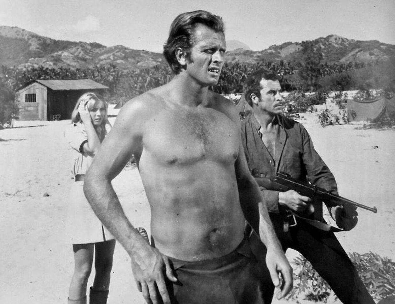 Sådan så det ud, da Ron Ely spillede rollen som Tarzan i NBC-tv-serien af samme navn.