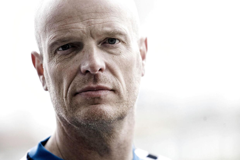 Carsten Broe, tidligere træner for FC Roskilde.