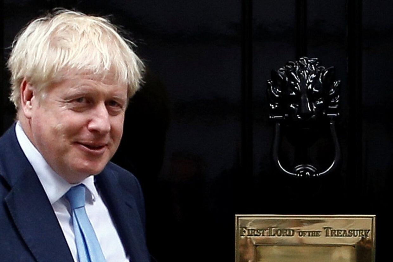 Storbritanniens premierminister, Boris Johnson, er blevet enig med EU-Kommissionen om en brexit-aftale. (REUTERS/Henry Nicholls) Henry Nicholls/Reuters