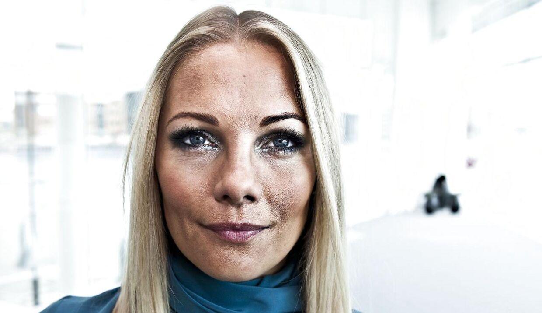 44-årige Caroline Fleming.