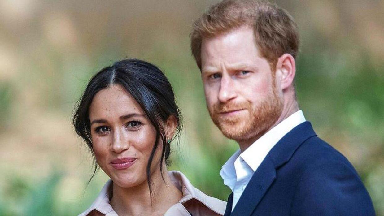 Hertuginde Meghan og prins Harry har haft et hårdt år, efter de blev gift. De har nemlig været under konstant kritik fra den britiske presse.