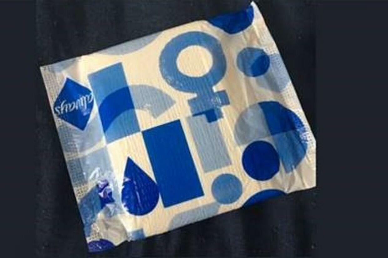 Det er blandt andet indpakning som denne på et Always-bind, man kan vinke farvel til.