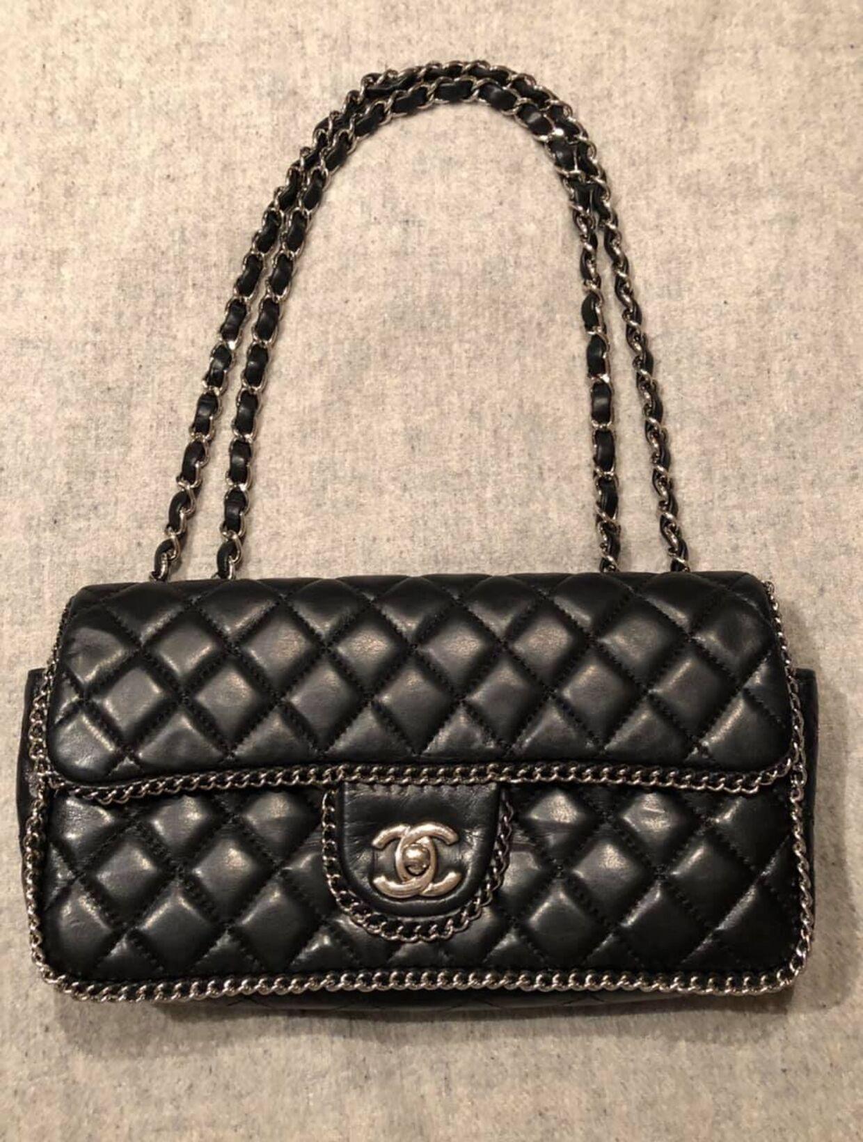 Chanel-tasken, der blev stjålet.