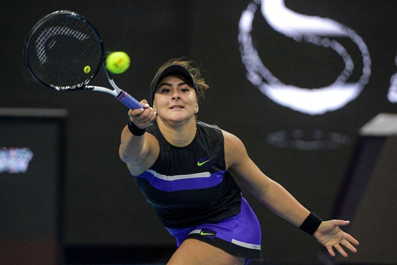 Bianca Andreescu overgik sin tætte ven Eugenie Bouchards resultat som nummer fem på verdensranglisten. Dermed er hun blevet den højest rangerede kvindelige tennisspiller fra Canada nogensinde.