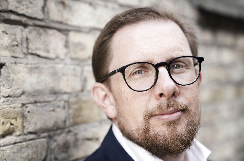 Simon Emil Ammitzbøll fotograferet ved sit hjem i forbindelse med interview omkring selvransagelse i Liberal Alliance.