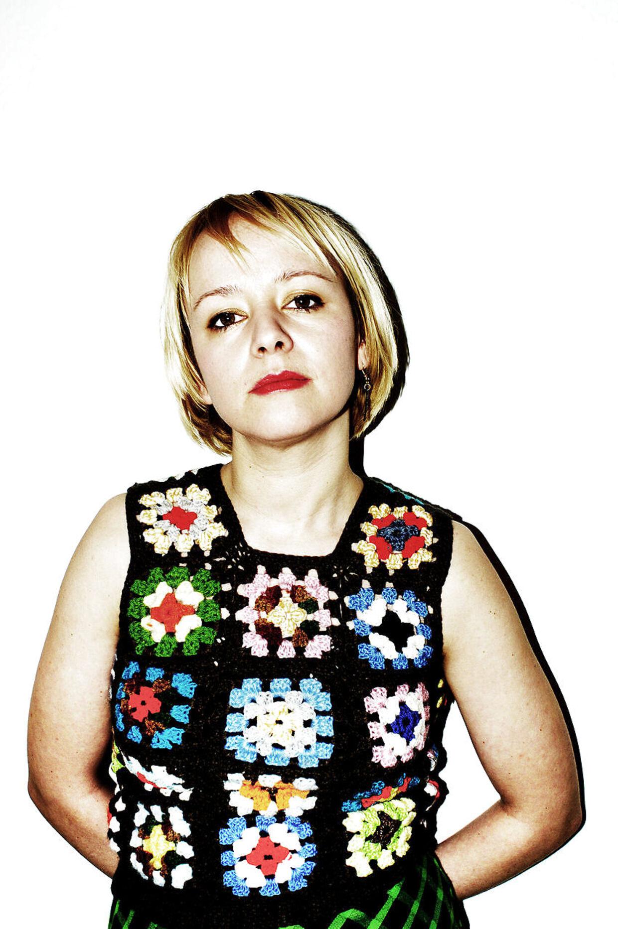 Julie Michelsen i 2004. Dengang var Anne Dortes lillesøster forsanger i bandet Love Julie.