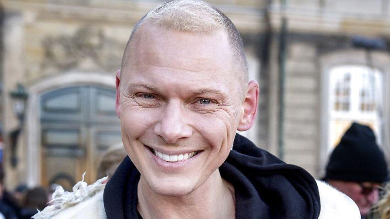 Jim Lyngvild er superroyalist og begejstret for prins Joachim i den nye tv-serie 'Prins Joachim fortæller'.