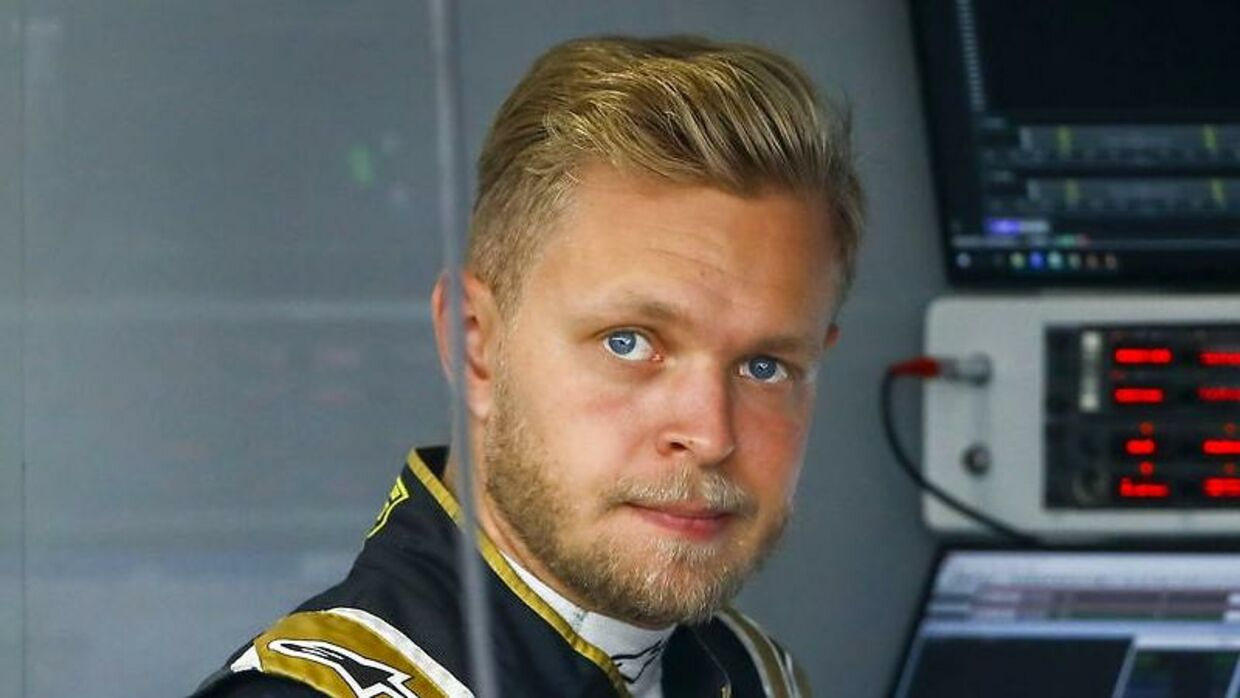epa07912426 Danish Formula One driver Kevin Magnussen of Haas F1 Team prepares for the second practice session ahead of the Japanese Formula One Grand Prix in Suzuka, Japan, 11 October 2019. The Japanese Formula One Grand Prix will take place on 13 October 2019. EPA/DIEGO AZUBEL