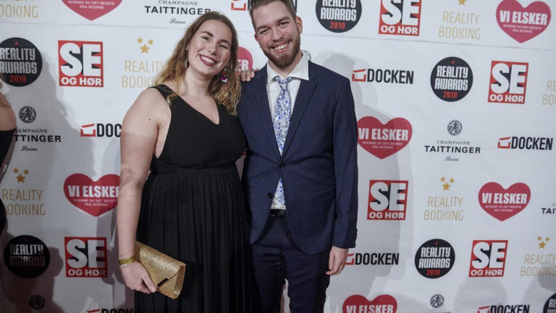 Kathrine Kelså Harders og Michael Harders blev gift i DR-programmet 'Gift ved første blik'.