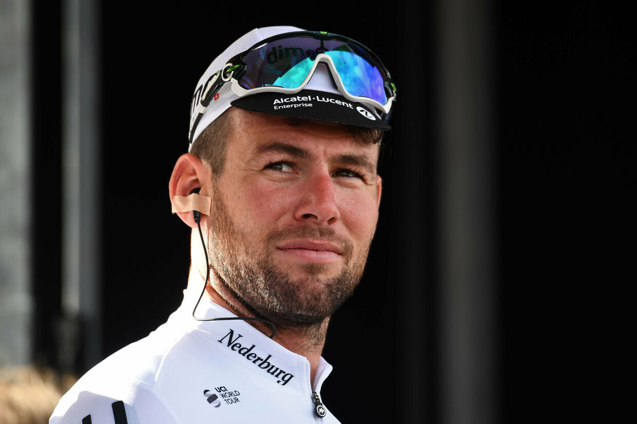 Mark Cavendish er noteret for 146 professionelle sejre i karrieren. (Arkivfoto) Anne-Christine Poujoulat/Ritzau Scanpix