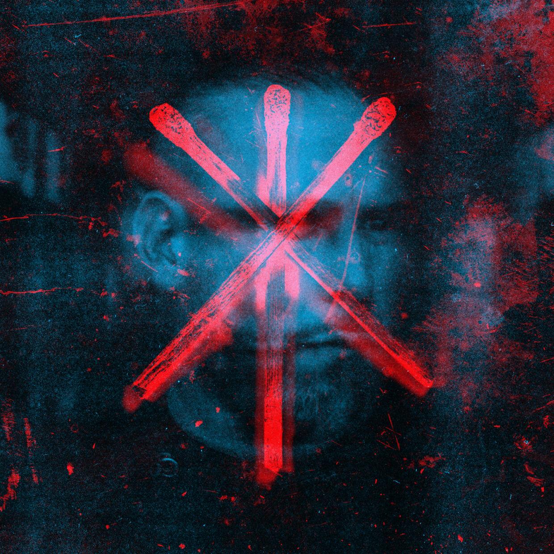 Albumcover til 'Ekkokammer'.