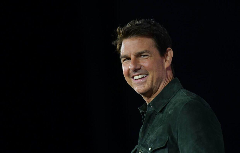 Tom Cruise har igen hovedrollen som Maverick.