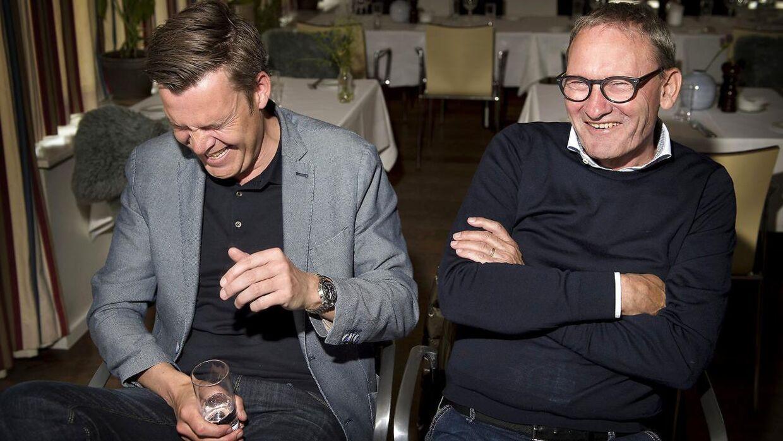 Preben Elkjær regner med, at man kan se ham ved siden af Peter Grønborg igen på TV3 SPORT i næste uge.