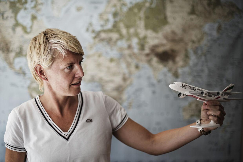 Den tidligere håndboldspiller Camilla Andersen er direktør i rejsebureauet Travel Sense, der i sommeren 2020 sender en række danske sportsinteresserede til OL i Tokyo.