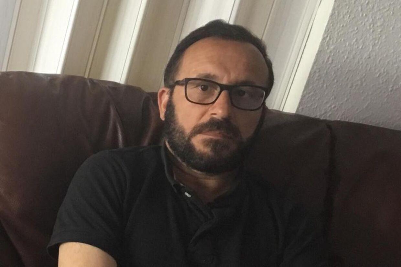Asaad Kamali blev snydt af en svindler på Den Blå Avis.