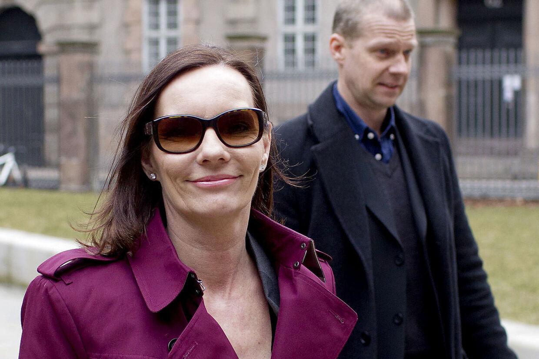 Janni Spies er glad for, at Spies Rejser er blevet reddet.