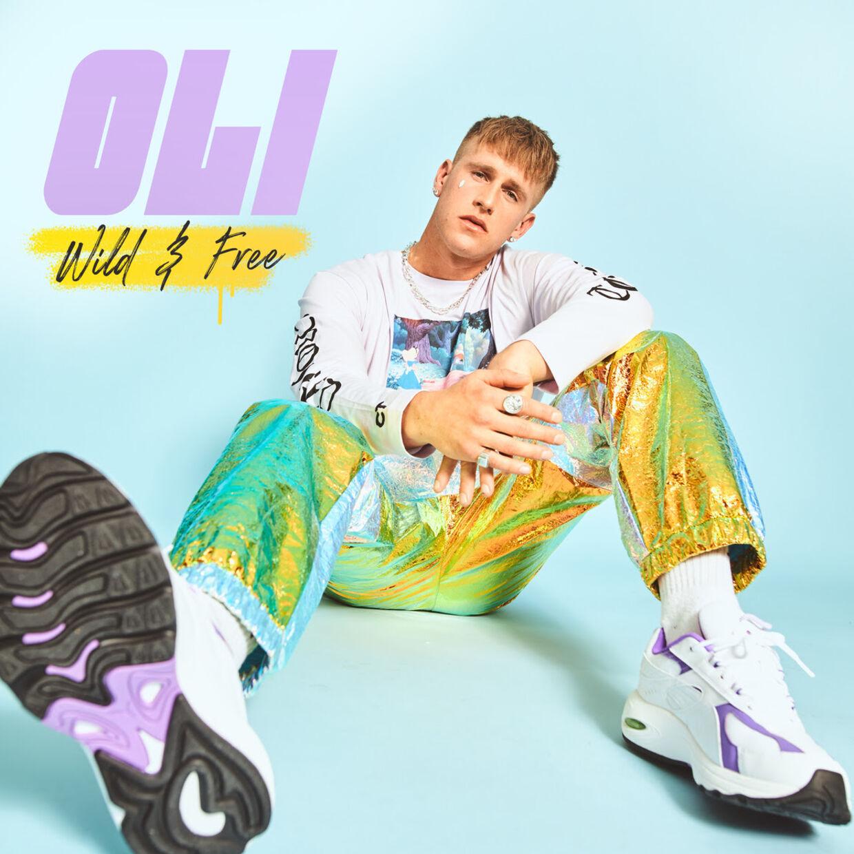 Coveret til Olis førstesingle.