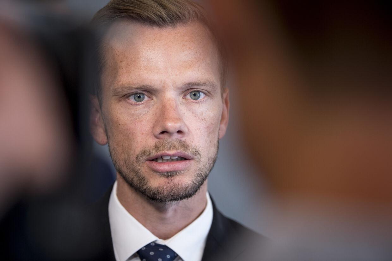 Beskæftigelsesminister Peter Hummelgaard (S) sender 83 millioner kroner til kommunerne for at få løftet ressourceforløb for arbejdsløse. (Arkiv) Mads Claus Rasmussen/Ritzau Scanpix