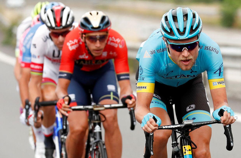 Hverken Magnus Cort Nielsen eller Astana havde et succesrigt Tour de France i år.