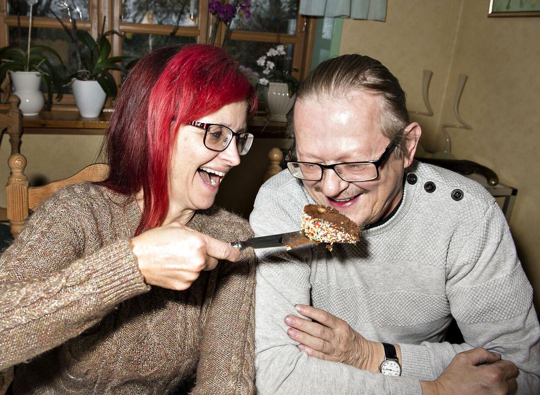 Sussi & Leo fylder hver 60 år i week-enden 14/11 og 15/11.