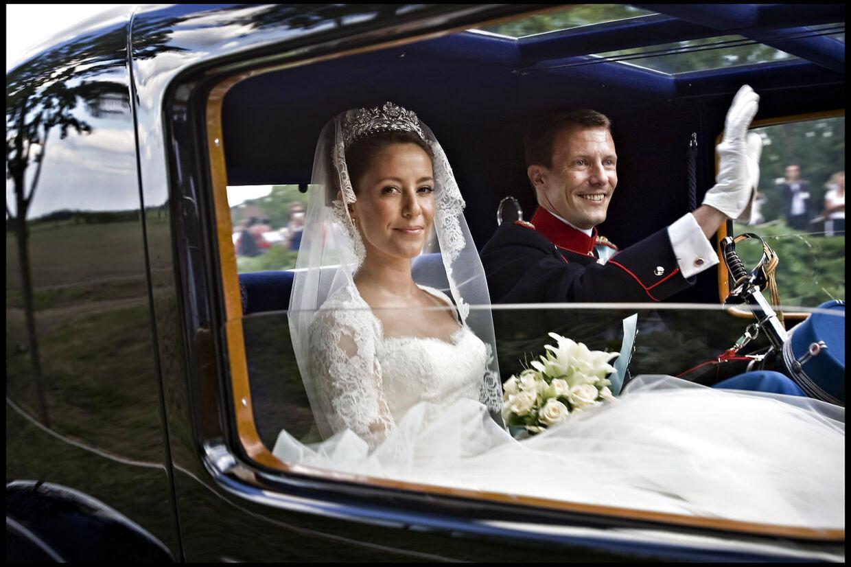Schackenborg har dannet rammen om mange begivenheder i prins Joachims liv. For eksempel da han i 2008 blev gift med Marie Cavallier.